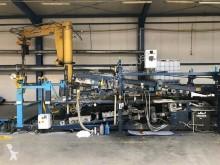Vägbyggmaterial Matériel nc linia technologiczna do produkcji płyt warstwowych