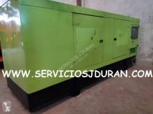Material de obra generador Pramac GSW160