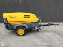 Atlas Copco QAX 30 construction used generator