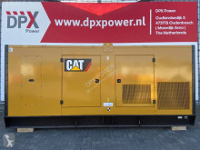 Caterpillar DE400E0 - C13 - 400 kVA Generator - DPX-18023 construction new generator