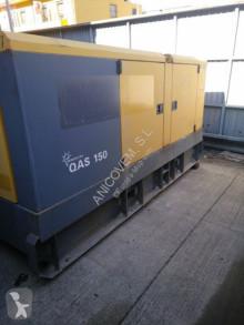 Vägbyggmaterial Atlas QAS 150 generatorenhet begagnad