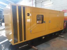 施工设备 发电机 二手 Olympian XD220