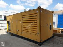 Material de obra grupo electrógeno Atlas QAC1000