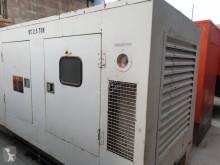 Used generator construction Cummins C125 - 125 KVA