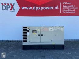 Material de obra grupo electrógeno Perkins 1104A-44TG2 - 88 kVA Generator - DPX-15705