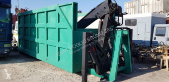 Nc MEC C9071S2 used skip loader box bodywork