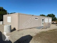 Algeco 5 structures 9mX3m HPS 2.50m used bungalow