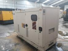 施工设备 发电机 二手 Cummins C 110 - 110 KVA
