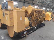 Caterpillar 3516 construction used generator