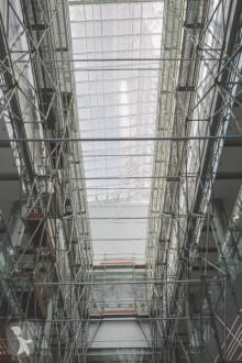 Steiger Plettac scaffolding stillas gerust Scaffol ställning begagnad