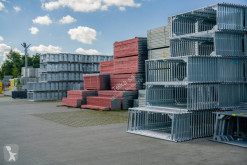 Baumann Gerüst FASSADENGERÜST ECHAFAUDAGE used scaffolding