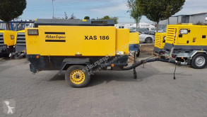 Atlas Copco XAS 186 tweedehands compressor