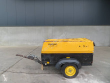 Atlas Copco XAS 57 D construction used compressor