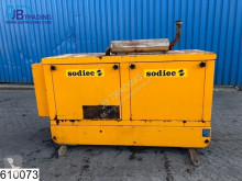 FOD30HL construction used generator