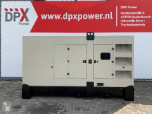 Doosan engine P126TI - 275 kVA Generator - DPX-17501.1 construction new generator