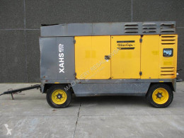 Atlas Copco XAHS 336 CD compressor usado