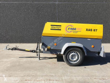 Atlas Copco XAS 87 KD construction used compressor
