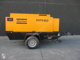 Atlas Copco XATS 156 DD construction used compressor
