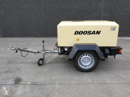 Tweedehands compressor Doosan 7 / 20