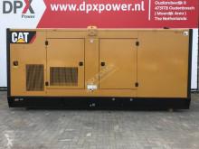 Material de obra Caterpillar DE450E0 - C13 - 450 kVA Generator - DPX-18024 grupo electrógeno nuevo
