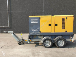 Atlas Copco QAS 100 construction used generator