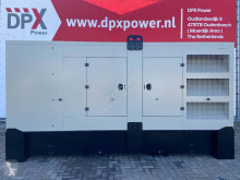 Perkins 2206A-E13TAG 3 - 450 kVA Generator - DPX-17660.1 construction new generator