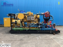 Caterpillar generator construction G3508 G3508 Aggregate Generator V8 Gas Engine