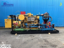 Caterpillar G3508 G3508 Aggregate Generator V8 Gas Engine construction used generator
