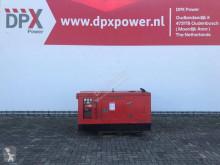 Mezzo da cantiere gruppo elettrogeno Himoinsa HIW-30 - Iveco - 30 kVA Generator - DPX-12176