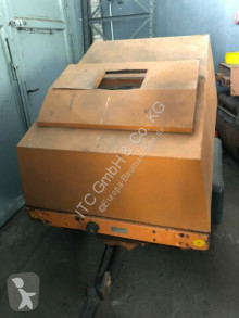 Vägbyggmaterial Matériel Bomag Kompressor