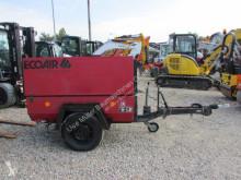Material de obra EcoAir F 30 compresor usado
