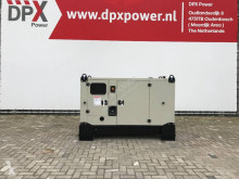 Perkins 1103A-33G - 33 kVA Generator - DPX-17651 construction new generator