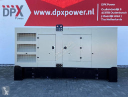 Scania DC13 - 500 kVA Generator - DPX-17952 groupe électrogène neuf