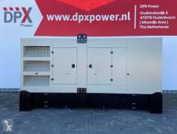 Entreprenørmaskiner Scania DC13 - 500 kVA Generator - DPX-17952 motorgenerator ny