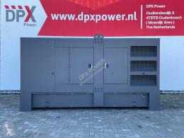 Material de obra Scania DC13 - 550 kVA Generator - DPX-17953 gerador novo