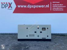 Material de obra grupo electrógeno Ricardo 6105AZLD - 125 kVA Generator - DPX-19709
