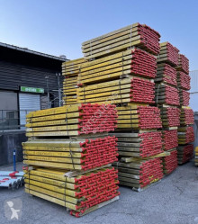 Matériel de chantier Intequedis Poutrelles Bois 20 cm et Aluminium PHAL P1 coffrage occasion