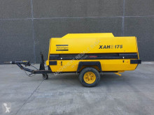 Atlas Copco XAHS 175 DD construction used compressor