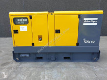 Atlas Copco generator construction QAS 60