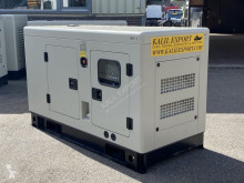 Ricardo 20 KVA Silent Generator 3 Phase 50HZ New Unused construction new generator