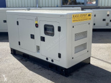 施工设备 发电机 Ricardo 50 KVA Silent Generator 3 Phase 50HZ New Unused