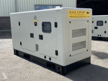 Ricardo 62 KVA Silent Generator 3 Phase 50HZ New Unused construction new generator