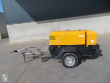 Used compressor construction Doosan 7/41 nakoeler