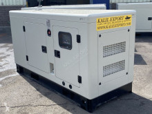 Ricardo 75 KVA Silent Generator 3 Phase 50HZ New Unused construction new generator