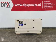 آلة لمواقع البناء مجموعة مولدة للكهرباء FG Wilson P110-3 - 110 kVA Generator - DPX-16008