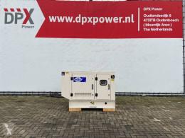 Material de obra grupo electrógeno FG Wilson P13.5-6 - 14 kVA Generator - DPX-16000