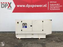 Material de obra FG Wilson P165-5 - 165 kVA Generator - DPX-16010 grupo electrógeno nuevo