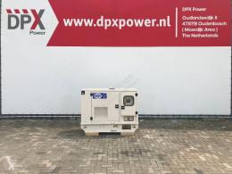 Entreprenørmaskiner motorgenerator FG Wilson P18-6 - 18 kVA Generator - DPX-16001