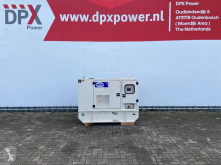 Material de obra grupo electrógeno FG Wilson P33-3 - 33 kVA Generator - DPX-16003
