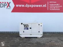 Entreprenørmaskiner FG Wilson P50-3 - 50 kVA Generator - DPX-16004 motorgenerator ny